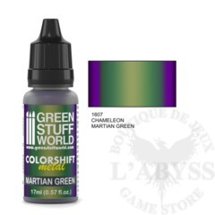 GSW Colorshift - Martian Green 17ml (1607)