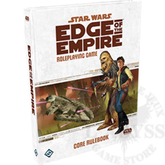 Star Wars: Edge of the Empire - Core Rulebook