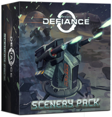 Infinity Defiance - Scenery Pack (287005) (Limited)