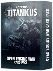 Adeptus Titanicus: Open Engine War Card Pack ( 400-35 )