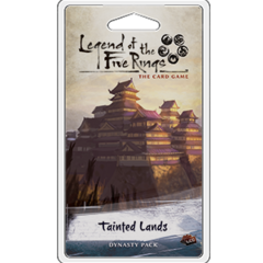 Legend of the Five Rings: Elemental Cycle - Tainted Lands