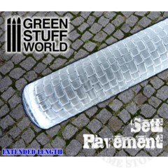 Rolling Pin Sett Pavement