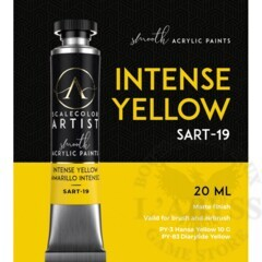 Scale Artist - Intense Yellow 20ml ( SART-19 )