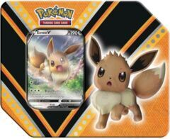 Pokemon V Powers Tin : Eevee