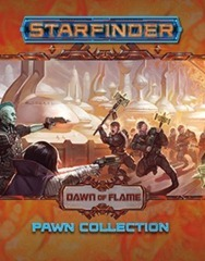 Starfinder Pawn Collection - Dawn of Flame