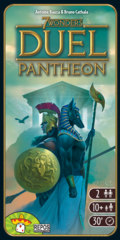7 Wonders Duel - Pantheon (Fr)