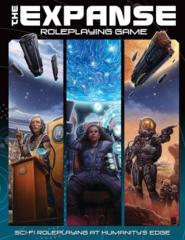 The Expanse RPG Core Rulebook