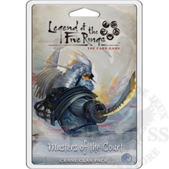 Legend of the Five Rings: Clan Packs - Master of the Court