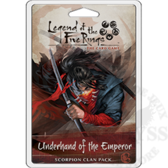 Legend of the Five Rings: Clan Packs - Underhand of the Emperor