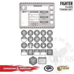 D&D: Token Set - Fighter