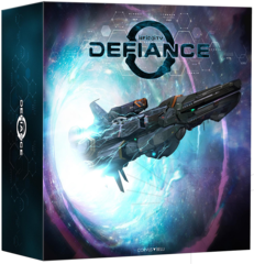 Infinity Defiance - Collector Box (287003) (Limited)