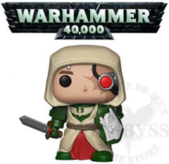 Funko Pop! Games Warhammer 40k Dark Angels Veteran
