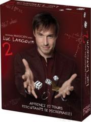 Devenez magicien avec Luc Langevin 2
