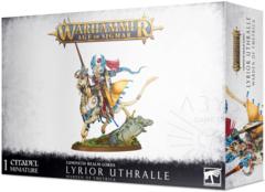Lyrior Uthralle, Warden of Ymetrica ( 87-20 )