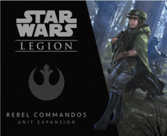 Star Wars: Legion - Rebel Commandos Unit Expansion ( SWL21 )