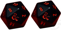 HEAVY METAL D20 Dice Set - Dungeons and Dragons (86855)