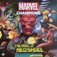 Marvel Champion: The Card Game - The Rise Of Red Skull Expansion