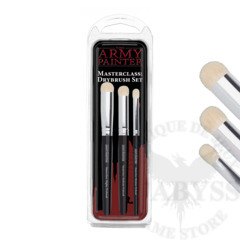 Army Painter Masterclass: Drybrush Set ( TL5054 )
