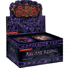 Flesh and Blood - Arcane Rising Booster Box