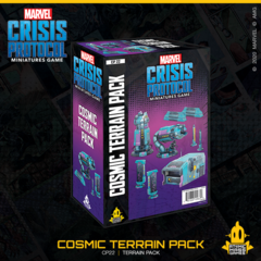 Marvel Crisis Protocol - Cosmic Terrain Pack ( CP22 )