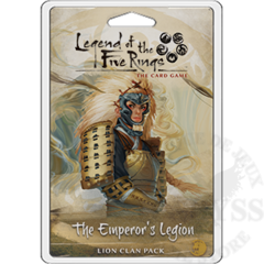 Legend of the Five Rings: Clan Packs - The Emperor's Legion