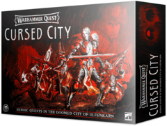 Warhammer Quest: Cursed City (ENG) ( WQ-05 )