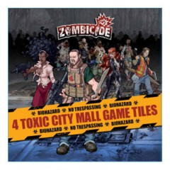 Zombicide: Tile Pack Toxic City Mall