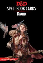 D&D: Spellbook Cards - Druid