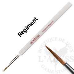 Army Painter Wargamer Brush Regiment ( BR7007 )