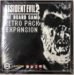 Resident Evil 2: The Board Game - Retro Pack (Kickstarter Exclusive)