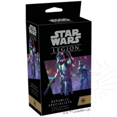 Star Wars: Legion - Republic Specialists Personnel Expansions ( SWL75 )