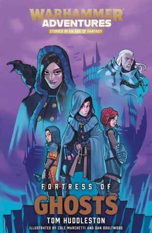 Realm Quest: Fortress of Ghosts ( BL2885 )