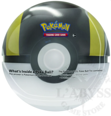 Pokeball Tin G