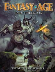 Fantasy Age - Basic Rulebook