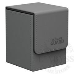 Ultimate Guard - Flip Deck Case 100+ Grey