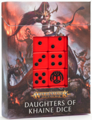 Daughters of Khaine Dice Set ( 85-23 )