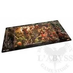 Warhammer Age of Sigmar Champions Playmat - Chaos vs. Destruction