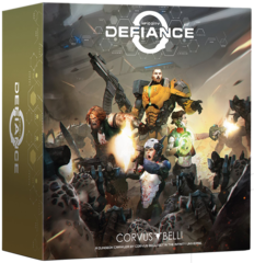 Infinity Defiance - Core Box (287001) (Limited)