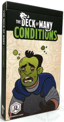 The Deck of Many: Conditions