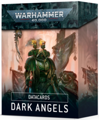 Dark Angels Datacards (ENG) ( 44-02 )