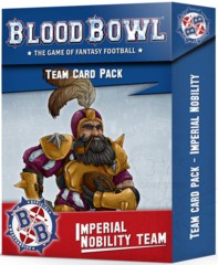 Blood Bowl: Imperial Nobility Card Pack ( 200-92 )