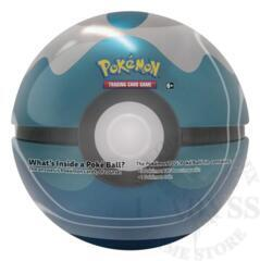 Pokeball Tin F