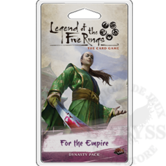 Legend of the Five Rings: Inheritance Cycle - For the Empire