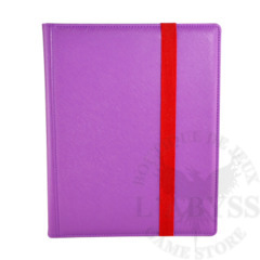 The Dex Binder 9 - Purple