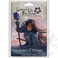 Legend of the Five Rings: Clan Packs - Defenders of Rokugan