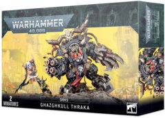 Orks Ghazghkull Thraka ( 50-29 )