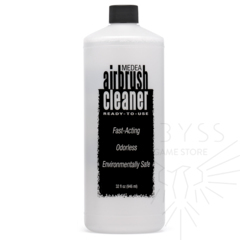 Medea Airbrush Cleaner 32 oz Bottle (650032)