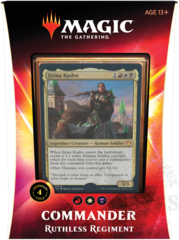 Commander Deck 2020: Ikoria - Ruthless Regiment