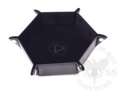 Die Hard Folding Hex Tray w/ Black Velvet