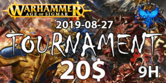 Inscription Warhammer Age of Sigmar (League)